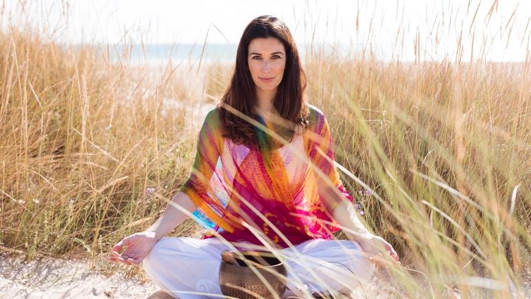 Coral Selfa, instructora de mindfulness en educacion